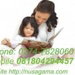 Les Privat Bimbel Baca Hitung PAUD TK Calistung di Jogja Guru Tentor datang ke rumah siswa