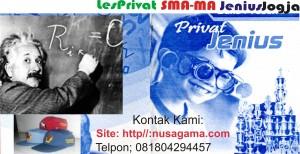 Les Privat SMA-MA-SMK Jogja Jenius