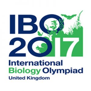 Logo International Biology Olypiade SMA ibo