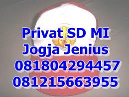 Les Privat Guru SD MI Tentor Jogja