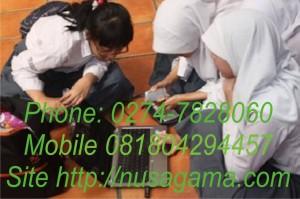 Les Privat Bimbel SMP Matematika IPA Biologi di Jogja Guru datang ke rumah siswa