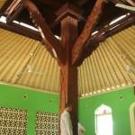 Masjid-Kraton soko-tunggal