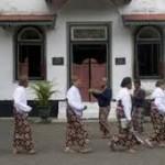 Kolesksi Batik Keraton Abdi dalem