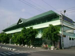 SMA Muhammadiyah 3 Yogyakarta Gedung
