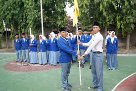SMA Muhammadiyah 4 Yogyakarta Upacara