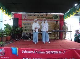 SMA Muhammadiyah 4 Yogyakarta pentas Lustrum