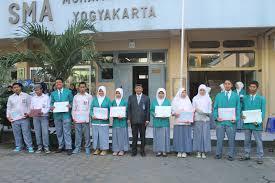 SMA Muhammadiyah 6 Yogyakarta Penghargaan