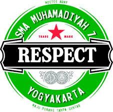 SMA Muhammadiyah 7 Yogyakarta Respect