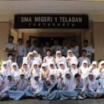 SMA Negeri 1 Yogyakarta Siswa