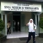 SMA Negeri 11 Yogyakarta Siswa