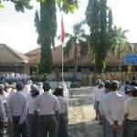 11 SMA Negeri 11 Yogyakarta Upacara