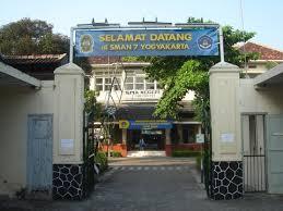 SMA Negeri 7 Yogyakarta Gerbang