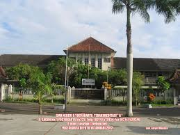 SMA Negeri 9 Yogyakarta Panorama