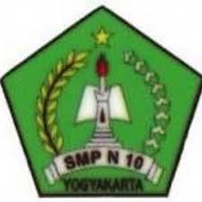 SMPN 10 Yogyakarta Logo Resmi