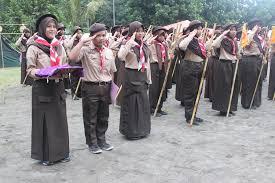 SMPN 10 Yogyakarta Pramuka