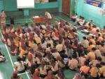 SMPN 12 Yogyakarta Pertama sekolah SMPN 12 Yogya