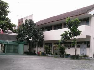 SMPN 14 Yogyakarta Gedung