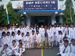 SMPN 16 Jogja Tonti
