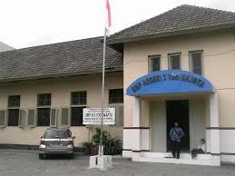 SMPN 3 Yogyakarta Gedung