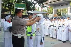 SMPN 4 Jogja PKS Polisi