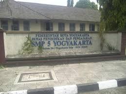 SMPN 5 Yogyakarta Alamat
