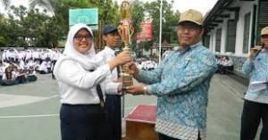 SMPN 5 Yogyakarta Piagam Juara