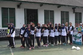SMPN 5 Yogyakarta siswa Baris