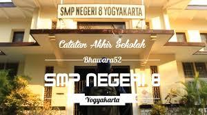SMPN 8 Jogja Gedung