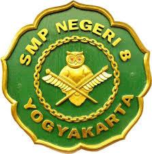 SMPN 8 Jogja Logo