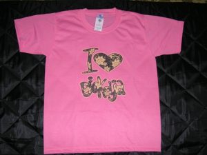 Kaos Remaja Pink